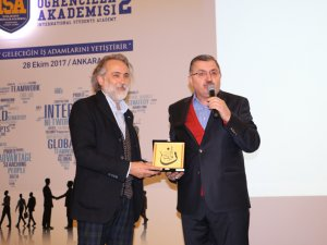 MÜSİAD'DA sertifika heyecanı