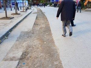Kızılay sokakları değişim istiyor