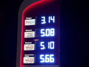 Motorin fiyatı rekor kırdı