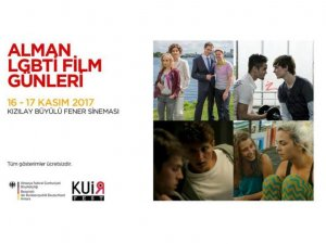 Almanya Büyükelçiliği'nden LGBT'ye filmli destek