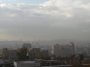 Hava kirliliği Ankara'da hassas noktaya ulaştı