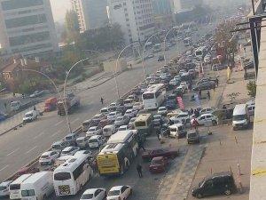 Trafik çilesi çözüm bekliyor
