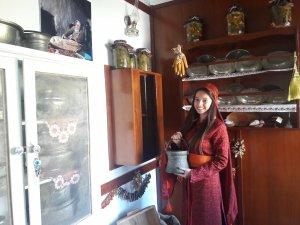 Yaşayan kültüre yaşayan müze