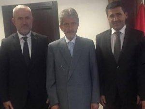 Başkan Tuna'dan ANODER'E destek