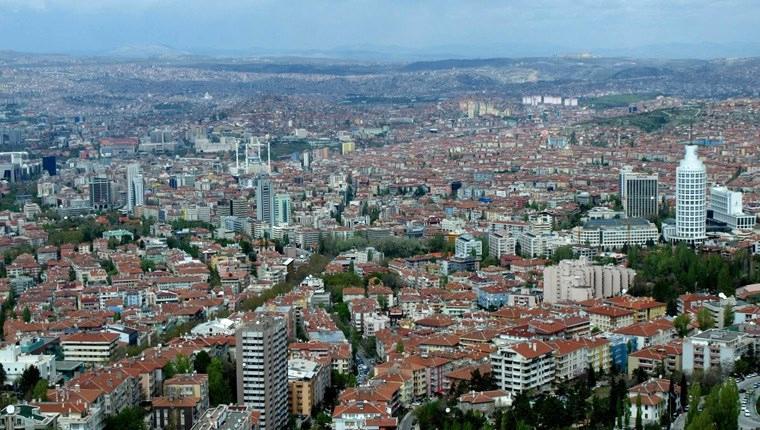 2017 Ankara'nın Çankaya ilçesinin güncel nüfusu