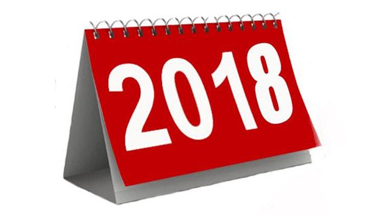 2018 yılında hangi günler resmi tatil olacak? Tarihler belli oldu...