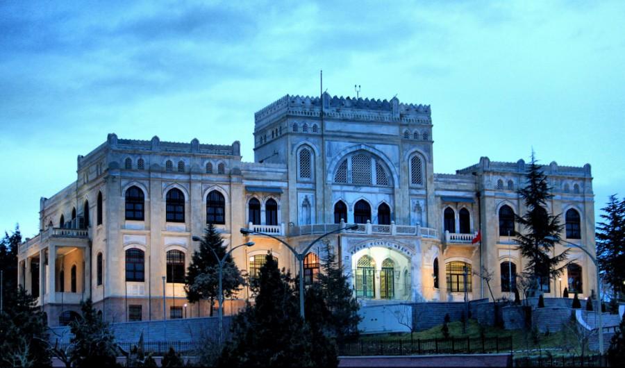 Ankara Devlet Resim ve Heykel müzesi nerede? Saat kaçta açılıp kapanır?