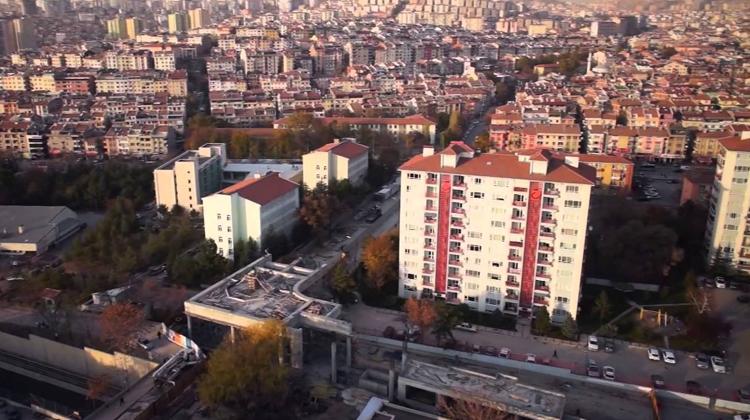 Yenimahalle'nin nüfusu kaç? 2017 - 2018 Ankara ilçe nüfusu