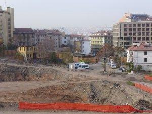Hacı Bayram bölgesinde Çalışmalar neden durdu?