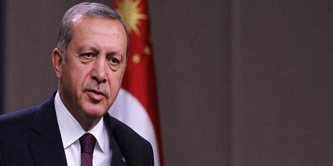 Cumhurbaşkanı Erdoğan'dan çarpıcı AB açıklaması