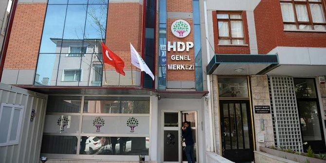 Kirayı almak için geldiği HDP Genel Merkezi'nde darbedildi