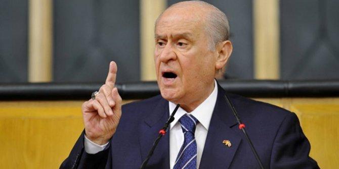 MHP lideri Bahçeli Adana'da toplu açılış töreninde konuştu