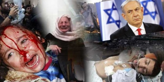 Bebek katili İsrail: 2017'de tam 15 çocuğu öldürdü