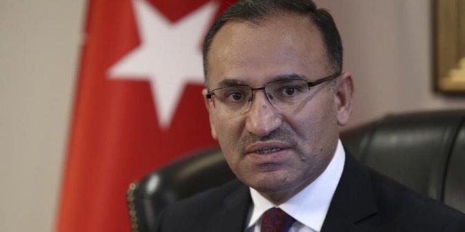 Bozdağ'dan AYM'nin hak ihlali kararına tepki
