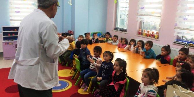 Nezaket'te sağlık eğitimi