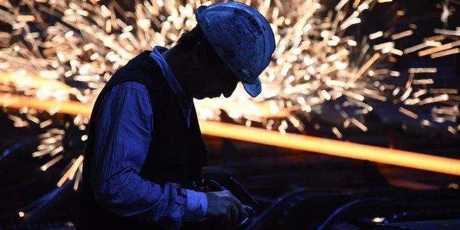 Takvim etkisinden arındırılmış sanayi üretimi 8,7 arttı