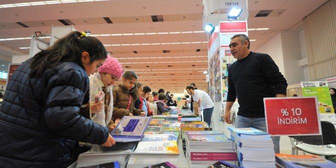 12. Ankara Kitap Fuarı'na yarım milyon ziyaretçi bekleniyor