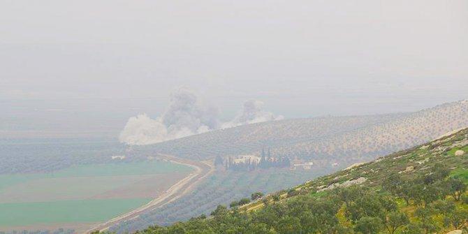 Zeytin Dalı Harekatı'nda etkisiz hale getirilen terörist sayısı 1439 oldu
