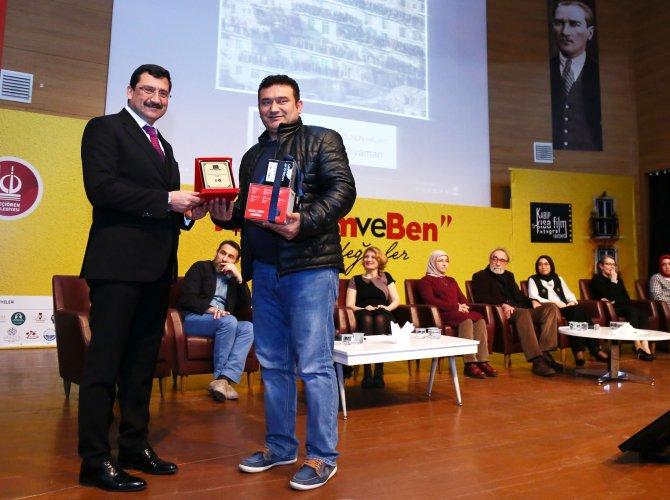 'Komşum ve Ben' Ödülleri Dağıtıldı