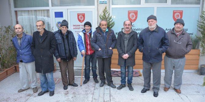 Ankara Valiliği, sokakta tek bir evsiz bırakmamak için harekete geçti