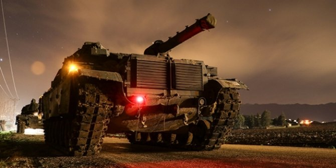 TSK 3347 teröristin etkisiz hale getirildiği bildirildi.