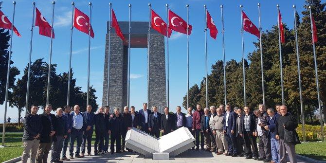 Siteler'den Çanakkale 'ye Ziyaret