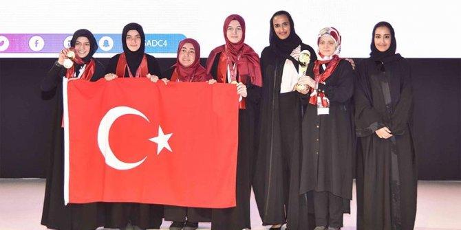 4. Uluslararası Arapça Münazara Şampiyonu Türkiye oldu