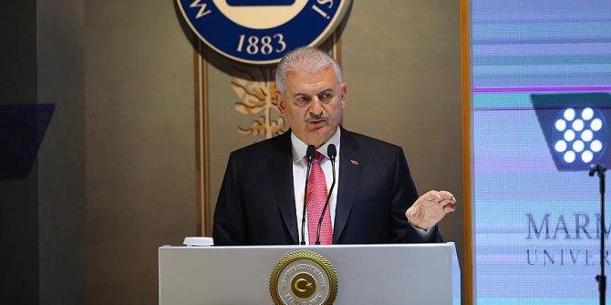 Başbakan'dan Yunanistan'a çağrı Kışkırtmalardan uzak durun