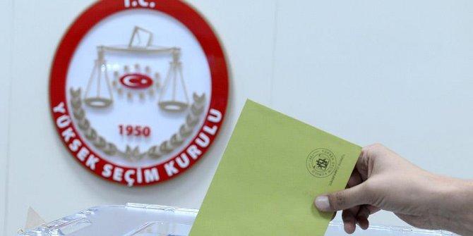 Türkiye 24 Haziran'da sandık başına gitmeye hazırlanıyor
