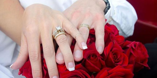 Türkiye'de ortalama evlilik yaşı 2013 ile 2017