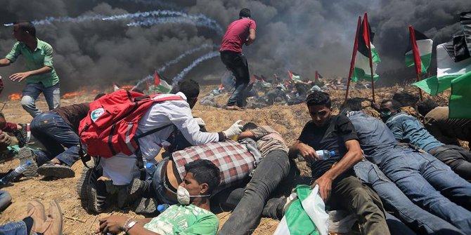 İsrail'in Gazze'de yaptığı katliam Avrupa basınında