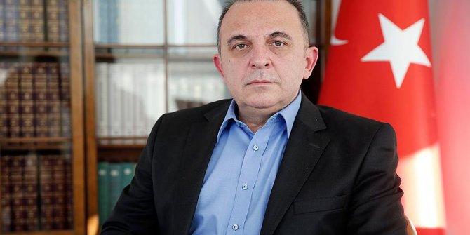Türkiye'nin Tel Aviv Büyükelçisi Ökem Ankara'da