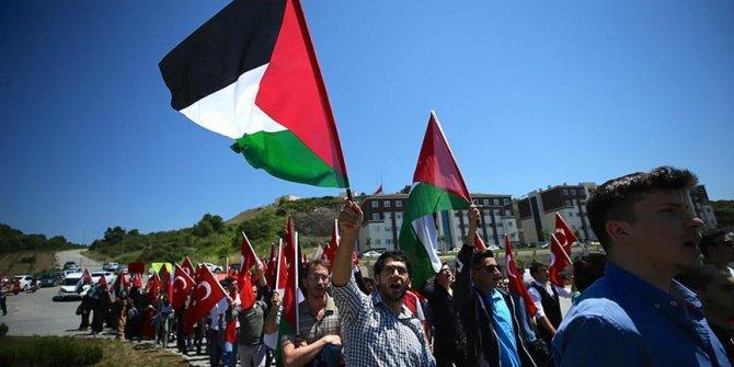 Türkiye ABD'nin Kudüs kararına tepki için ayakta
