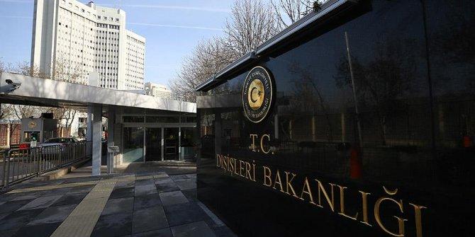 İsrail'in Ankara Büyükelçisinin ülkesine dönmesi istendi