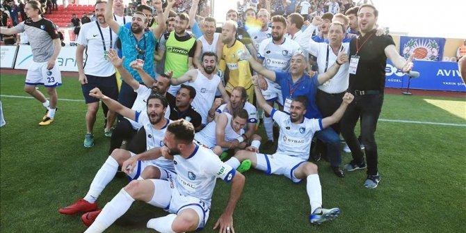 'Dadaşlar'ın play-off'ta final sevinci
