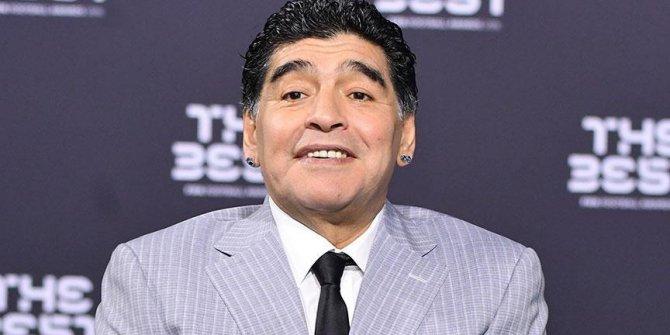 Maradona, Dinamo Brest'in başkanı oldu