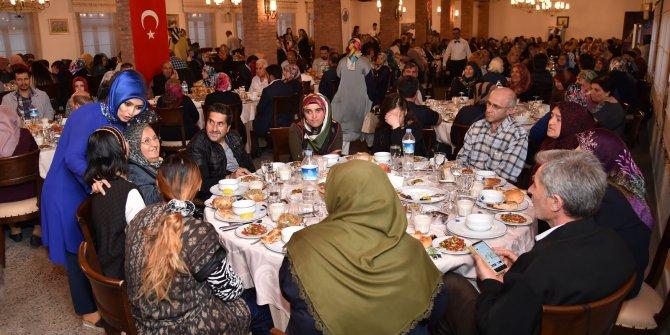 Altındağ'da mahalle iftarları devam ediyor