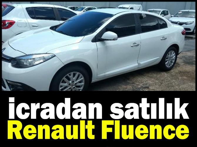 İcradan satılık Renault Fluence