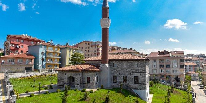 Seyid Battal Gazi Camisi törenle hizmete açıldı