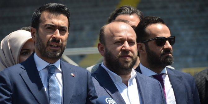Ankara'da müjde günü