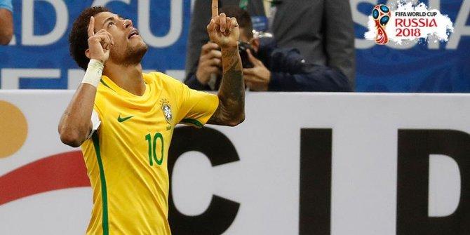 Neymar Dünya Kupası'na damga vuracaktır