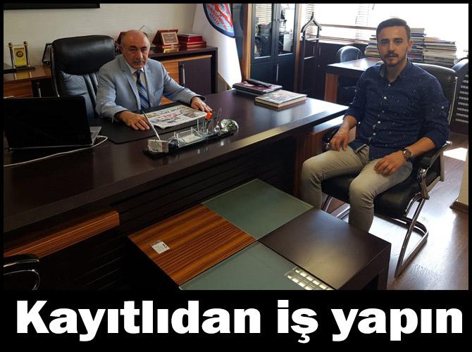 ATEM Yönetim Kurulu Başkanı Ahmet Rıfat Yetkin: 'Kayıtlı emlakçıları tercih edin'