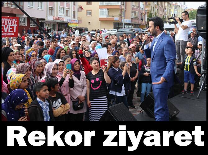 Hakan Han Özcan: Ankara'daki seçmenlerin yüzde 91'ine ulaştık