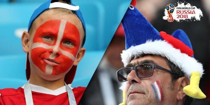 Danimarka ile Fransa'nın 110 yıllık rekabeti