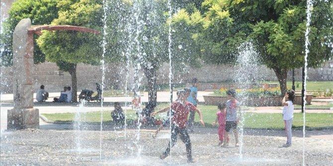 Doğu Anadolu'da sıcaklık uyarısı