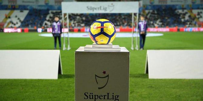 Süper Lig'de fikstür çekimi yarın yapılacak