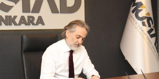 MÜSİAD'DAN TeknoHAB'a destek