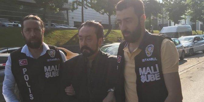 Adnan Oktar'ın gözaltına alındı