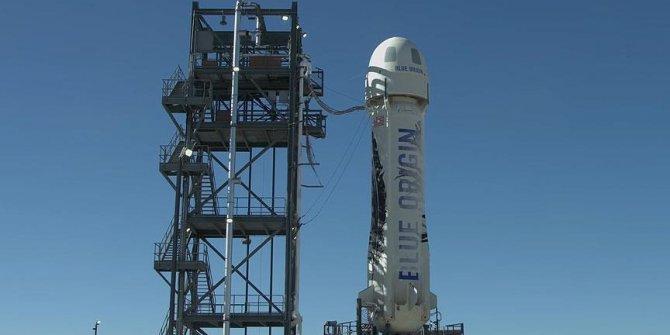 Blue Origin'dan uzay aracı denemesi