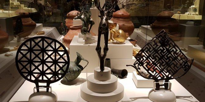 Anadolu Medeniyetler Müzesi'ne ziyaretçi akını